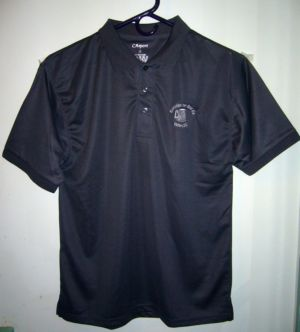 Men's Golf Shirt in Gray - L, XL & XXL Available