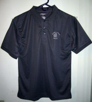 Men's Golf Shirt in Gray - L, XL & XXL Available